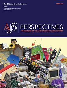AJS Perspectives: The Old/New Media Issue Cover