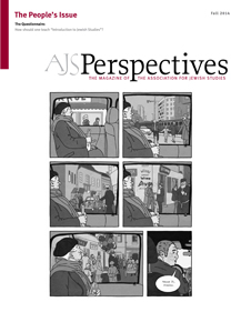 AJS Perspectives Fall 2014: The People's Issue