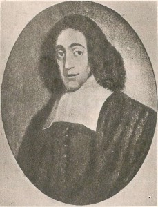 Portrait of Baruch Spinoza